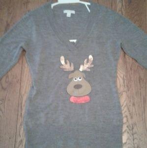 A Raindeer Sweater